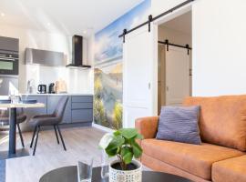 Nieuwe -2021- Vrijstaande vakantiewoning - Dicht bij het Strand, budget hotel in Zoutelande