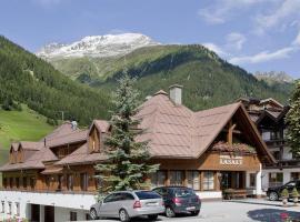 Hotel Lasalt, hotel v mestu Ischgl