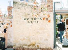 Warders Hotel Fremantle Markets, hotel near Hollywood Private Hospital Perth, Fremantle