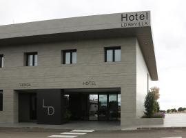 LD Sevilla, hotel in Guillena
