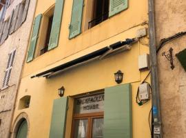 Backpackers, hotel in Antibes