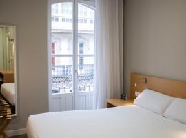 Alda Alborán Rooms, hostal o pensión en A Coruña