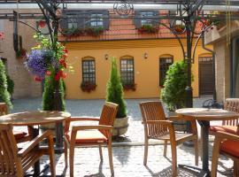 Euterpe Hotel, отель в Клайпеде