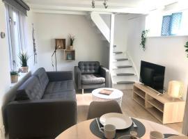 Ferienhaus Genießen am Meer, pet-friendly hotel in Egmond aan Zee
