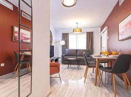 Málaga Rivas 34 Suites Homes, hotell i Málaga