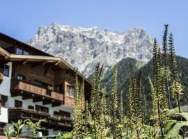 Hotel Tirolerhof - Familotel Zugspitze, hotel in Ehrwald