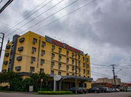 Hotel Exclusivo, hotel near Afonso Pena International Airport - CWB,
