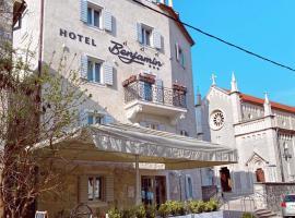 Benjamin Hotel, hotel in Kaštela