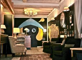 Magpie Heritage - Hideaway, hotel near 1st Avenue Penang, George Town