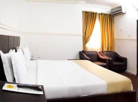 Bjorne Suites, hotel in Abuja