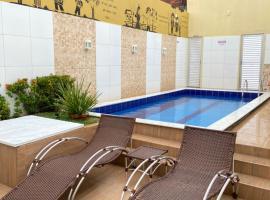 Pousada bonita, hotel with pools in Piranhas