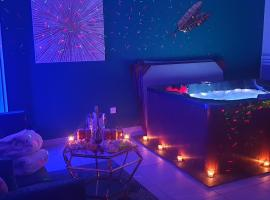Suite jacuzzi, hotel with jacuzzis in Toulouse