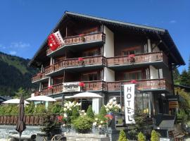 Boutique-Hôtel Chez Jan, hotel in Morgins
