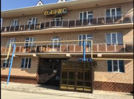 Guest House Oazis, hotel with jacuzzis in Anapa