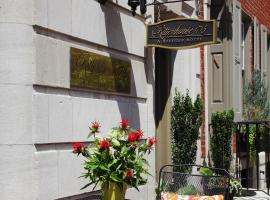 Rittenhouse 1715 - A Boutique Hotel, hotel in Philadelphia