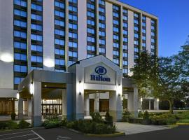 Hilton Hasbrouck Heights-Meadowlands, hotel in Hasbrouck Heights