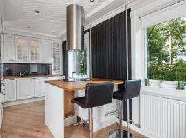 Stor og moderne 2-roms med marka som nærmeste nabo, apartment in Oslo