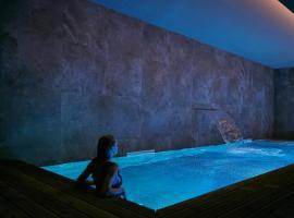 Pena D'Água Boutique Hotel & Villas, hotel en Covilhã