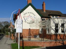 The Maypole at Wellow, hotel near The Towers, Ollerton