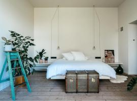 Chambre d'Amis by Alix, hotel in Gent