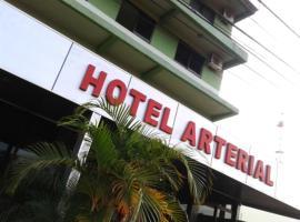 Hotel Arterial, hotel in Foz do Iguaçu