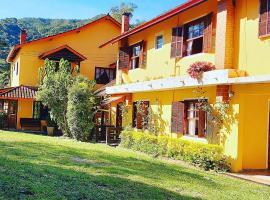 Pousada Recanto da Montanha, hotel in Visconde De Maua