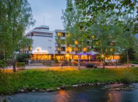 Kronen Hotel, Hotel in der Nähe von: Hauptbahnhof Pforzheim, Bad Liebenzell