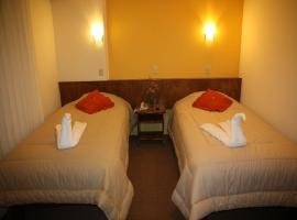 Munay Tambo, hotel in Puno