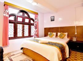 Hotel Tenchuk, hotel in Gangtok