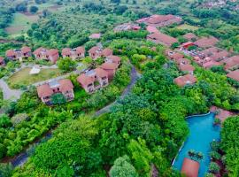 The Ananta Udaipur Resort & Spa, hotel in Udaipur