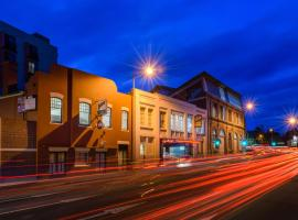 The Old Woolstore Apartment Hotel, hotel in Hobart