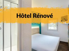 "hotelF1 Bordeaux Ville ""rénové""، فندق في بوردو"