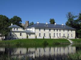Padise Historical Manor hotel and restaurant, hotel in Padise