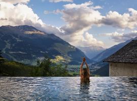 QC Terme Hotel Bagni Vecchi, hotel v Bormiu