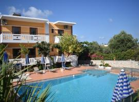 Aphrodite Apartments, serviced apartment in Chania Town