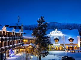 Lapland Hotels Riekonlinna, hotelli Saariselällä