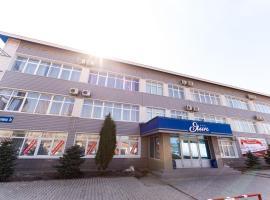 Гостиница Яик, отель в Оренбурге