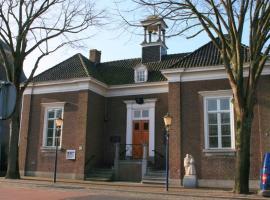Boetiekhotel Ons Oude Raadhuis, hotel near Hardinxveld-Giessendam Station, Hooge Zwaluwe