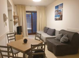 Blask studio, apartment in Sarbinowo
