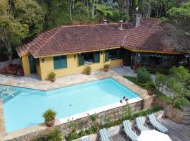 Urikana Boutique Hotel, hotel with jacuzzis in Teresópolis