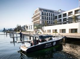 ALEX - Lakefront Lifestyle Hotel & Suites, Hotel in Thalwil