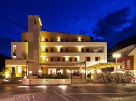 Kleinkunsthotel, hotell i Naturno