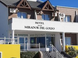Hotel Mirador Del Golfo, hotel en Las Grutas