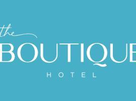 The Boutique Hotel Hurghada Marina, отель в Хургаде