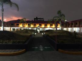 Hotel & Villas 7, hôtel à Mexico près de: Aéroport international Benito-Juárez de Mexico - MEX