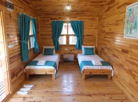 ÇIRALI NATURAL LİFE BUNGALOWS HOTEL, отель в городе Чиралы