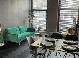 Grand city centre apartements, apartment in Rotterdam