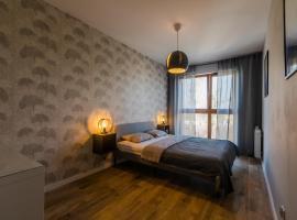 Przytulny apartament 2 pokoje blisko morza – hotel w Gdańsku