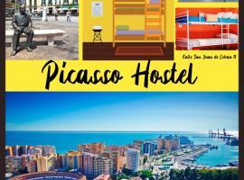 Picasso Hostel, hostelli Malagassa