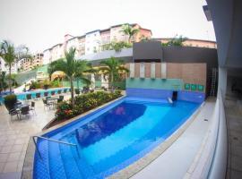 Flat Veredas do Rio Quente - apto 121, apartment in Rio Quente
